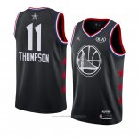Maillot All Star 2019 Golden State Warriors Klay Thompson #11 Noir