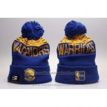 Bonnet Golden State Warriors Bleu