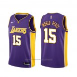 Maillot Los Angeles Lakers Metta World Peace #15 Statement Volet