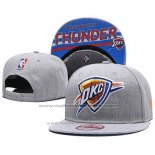Casquette Oklahoma City Thunder 9FIFTY Snapback Gris