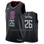Maillot Los Angeles Clippers Angel Delgado #26 Statement 2019 Noir