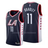 Maillot Los Angeles Clippers Avery Bradley #11 Ville 2019 Bleu