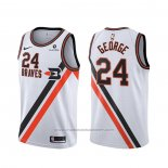 Maillot Los Angeles Clippers Paul George #24 Classic Edition Blanc