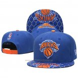 Casquette New York Knicks Bleu