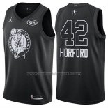 Maillot All Star 2018 Boston Celtics Al Horford #42 Noir