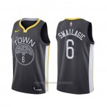 Maillot Golden State Warriors Alen Smailagic #6 Statement 2019-20 Noir
