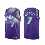 Maillot Utah Jazz Pete Maravich #7 Classic Edition 2019-20 Volet