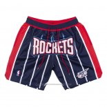 Short Houston Rockets Just Don Bleu