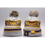 Bonnet Golden State Warriors Gris