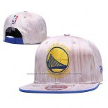 Casquette Golden State Warriors Snapback Rosa