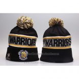 Bonnet Golden State Warriors Noir