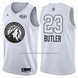 Maillot All Star 2018 Minnesota Timberwolves Jimmy Butler #23 Blanc