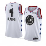 Maillot All Star 2019 Indiana Pacers Victor Oladipo #4 Blanc