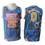 Maillot Jordan Why Not Russell Westbrook #0 All Star Bleu