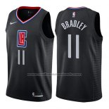 Maillot Los Angeles Clippers Avery Bradley #11 Statement 2019 Noir