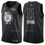 Maillot All Star 2018 Boston Celtics Kyrie Irving #11 Noir