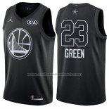 Maillot All Star 2018 Golden State Warriors Draymond Green #23 Noir