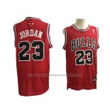 Maillot Chicago Bulls Michael Jordan #23 Retro Rouge
