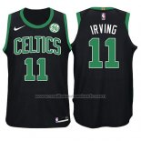 Maillot Enfant Boston Celtics Kyrie Irving #11 Statement 2017-18 Noir