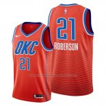 Maillot Oklahoma City Thunder Andre Roberson #21 Statement Orange
