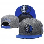 Casquette Dallas Mavericks Gris