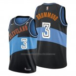 Maillot Cleveland Cavaliers Andre Drummond #3 Classic 2019-20 Noir