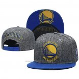 Casquette Golden State Warriors Gris Bleu