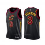 Maillot Cleveland Cavaliers Andre Drummond #3 Statement Noir