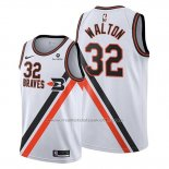 Maillot Los Angeles Clippers Bill Walton #32 Classic Edition 2019-20 Blanc
