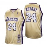 Maillot Los Angeles Lakers Lebron James #24 Hardwood Classics Hall Of Fame 2020 Or