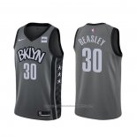 Maillot Brooklyn Nets Michael Beasley #30 Statement 2020 Gris