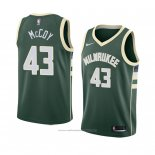 Maillot Milwaukee Bucks Brandon Mccoy #43 Icon 2018 Vert