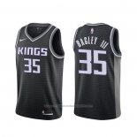 Maillot Sacramento Kings Marvin Bagley Iii #35 Statement Noir