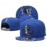Casquette Dallas Mavericks Bleu