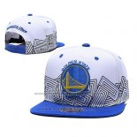 Casquette Golden State Warriors Bleu Blanc