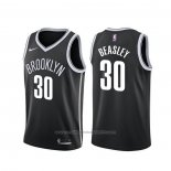 Maillot Brooklyn Nets Michael Beasley #30 Icon 2020 Noir