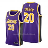 Maillot Los Angeles Lakers Andre Ingram #20 Statement Volet