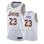 Maillot Los Angeles Lakers Anthony Davis #23 Association 2019-20 Blanc