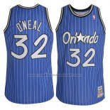 Maillot Orlando Magic Shaquille O'Neal #32 Retro Bleu