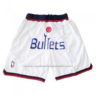 Short Washington Wizards Just Don Blanc