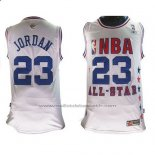 Maillot All Star 2003 Michael Jordan #23 Blanc