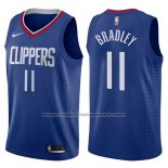 Maillot Los Angeles Clippers Avery Bradley #11 Icon 2017-18 Bleu