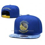 Casquette Golden State Warriors Bleu