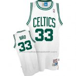 Maillot Boston Celtics Larry Bird #33 Retro Blanc