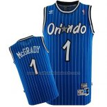 Maillot Orlando Magic Tracy McGrady #1 Retro Bleu