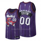 Maillot Toronto Raptors Personnalise Classic Edition Volet