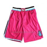 Short Miami Heat Rosa