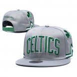 Casquette Boston Celtics Gris