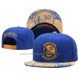 Casquette Golden State Warriors Jaune Bleu