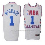 Maillot All Star 2003 Tracy McGrady #1 Blanc